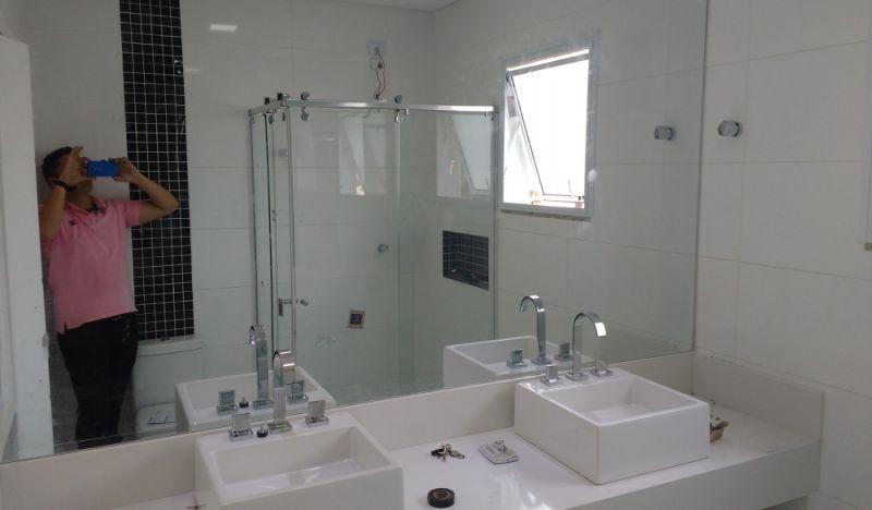 Box para Banheiro Vidro Temperado Valor em Jundiaí - Comprar Box para Banheiro em Acrílico