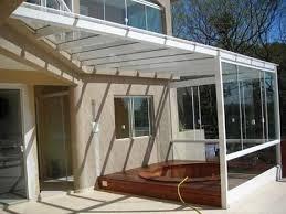 Cobertura de Vidro Fixa Preço Acessível em Itapecerica da Serra - Cobertura de Vidro