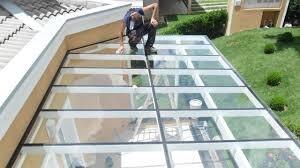 Cobertura Fixa de Vidro Preço em Diadema - Cobertura de Vidro