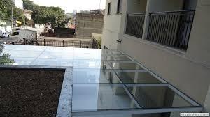 Cobertura Fixa de Vidro Valor em Cotia - Cobertura de Vidro