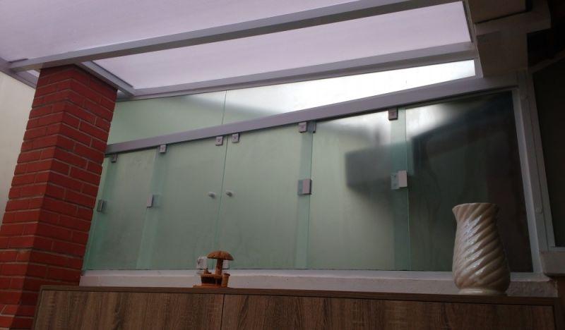 Cobertura Vidro Retrátil no Arujá - Cobertura de Vidro
