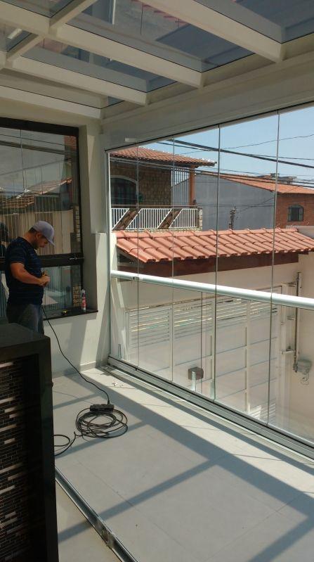 Empresas de Envidraçamento de Sacadas Onde Encontrar no Bixiga - Envidraçamento de Sacadas em São Caetano