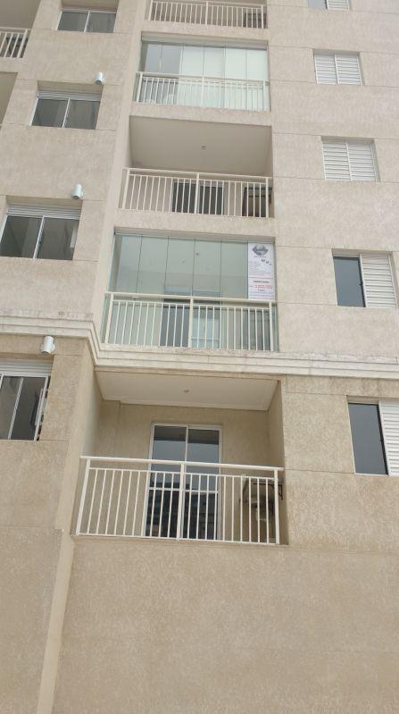 Envidraçar Sacada de Apartamento Valor em Santa Cecília - Envidraçamento de Sacadas em São Caetano