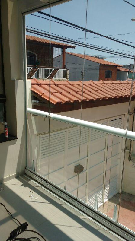 Envidraçar Sacada Quanto Custa na Santa Efigênia - Envidraçamento de Sacadas em São Caetano