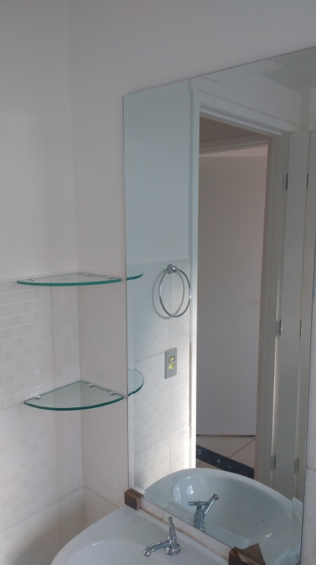Espelhos de Banheiro Preço Franco da Rocha - Espelho na Parede da Sala
