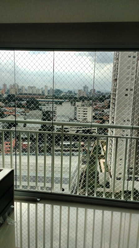 Fechamento de Sacada com Vidro Sob Medida Preço Vila Buarque - Envidraçamento de Sacada de Vidro Laminado