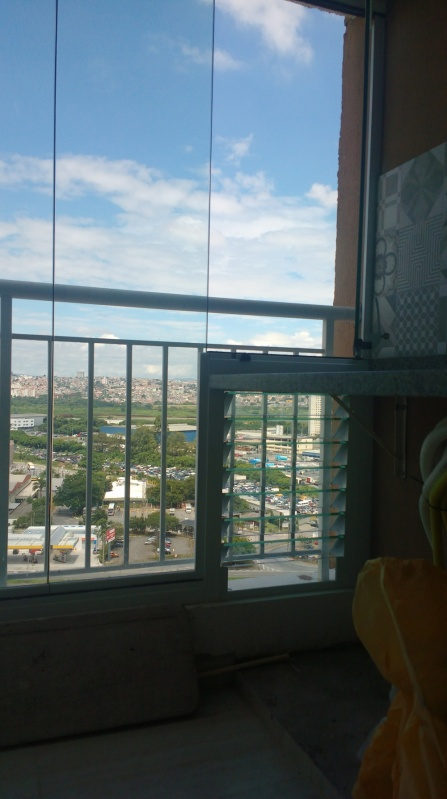 Fechamento de Sacada em Vidro Diadema - Fechamento de Vidro para Varanda de Apartamento