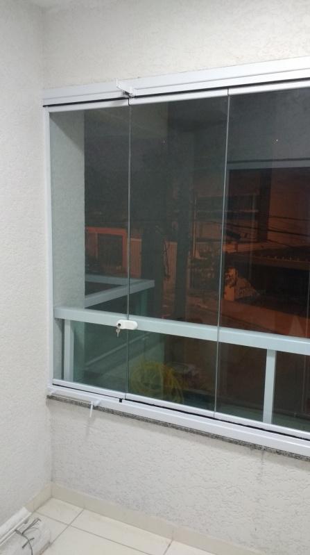 Fechamento de Sacada Vidro Temperado Ou Laminado Embu Guaçú - Fechamento de Vidro para Varanda de Apartamento