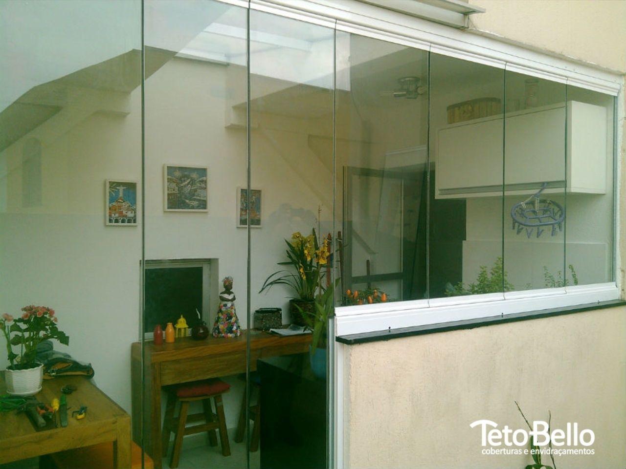 Faça orçamento de projetos de Fechamento varandas em Embu das Artes  #5E4B0C 1280x960