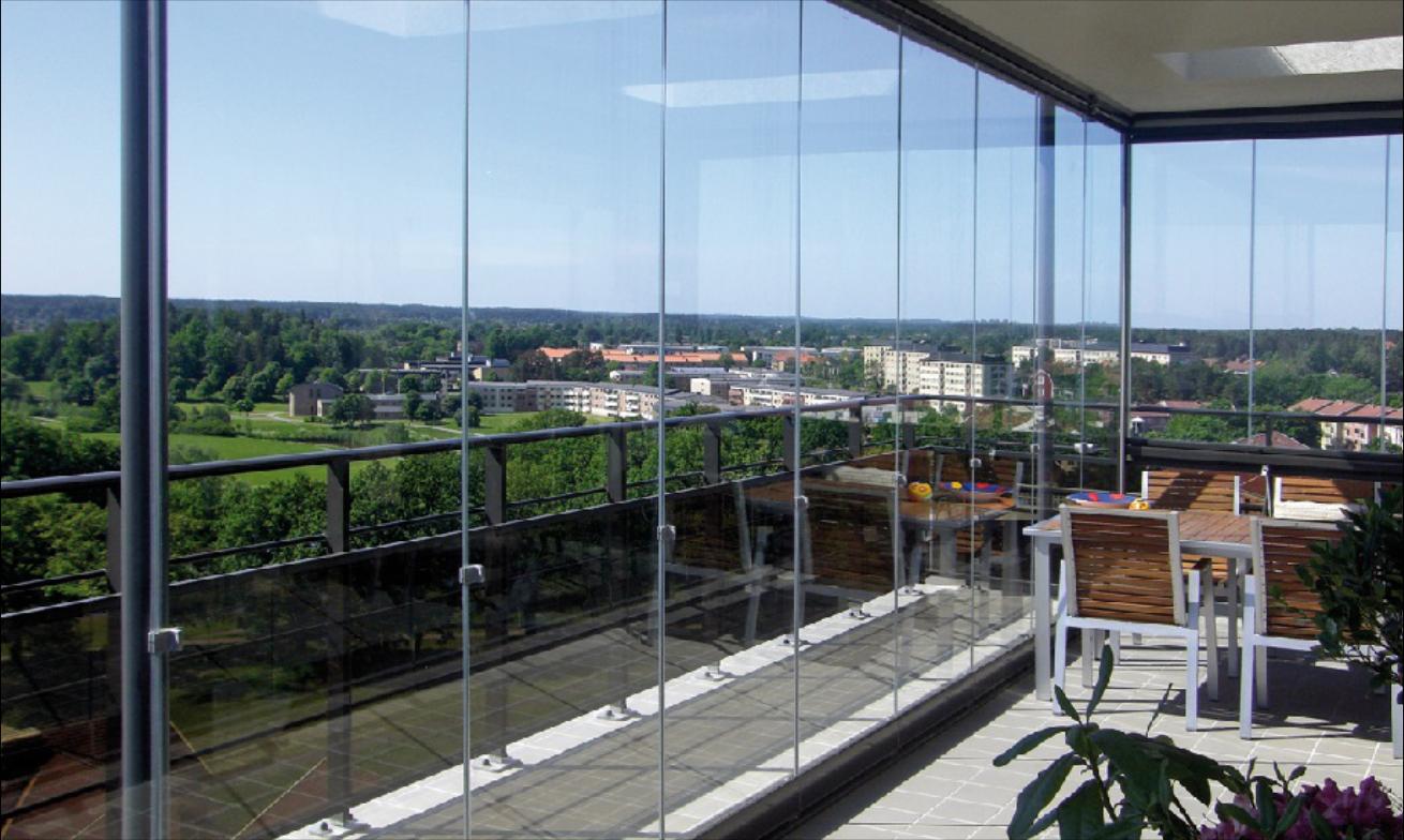 Fechamento Vidro Varanda Quanto Custa em Caieiras - Fechamento de Varanda em Santo André