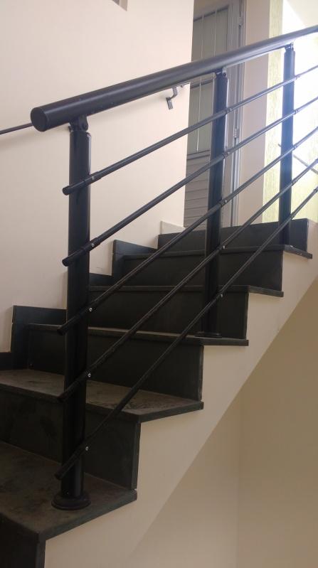 Guarda Corpo de Vidro para Piscina Preço ABC - Guarda Corpo de Vidro na Escada