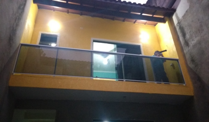 Guarda Corpo Interno Preço Higienópolis - Guarda-Corpo de Vidro para Escada