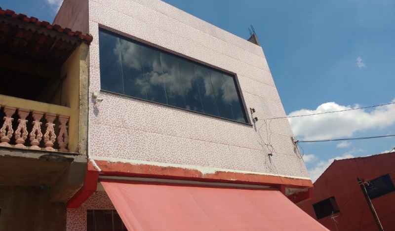 Instalação de Fechamento de Sacada Deslizante Embu das Artes - Fechamento de Vidro para Sacadas de Sobrados