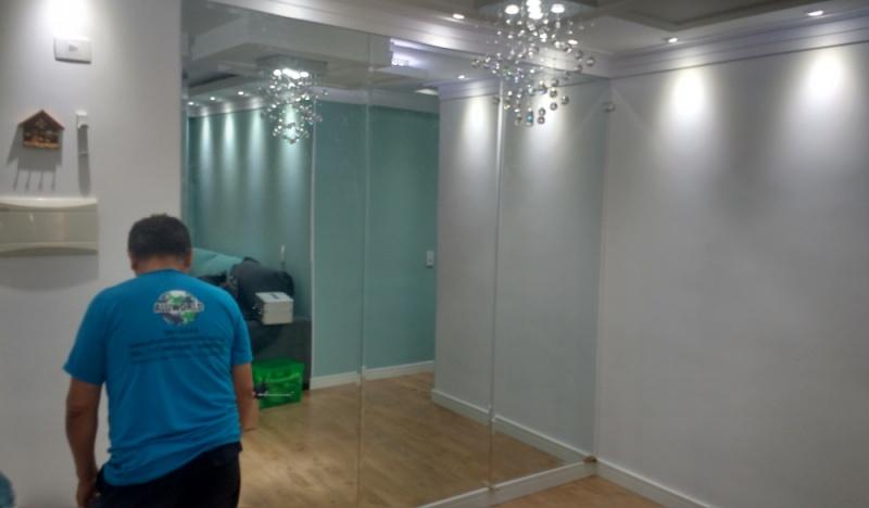 Orçamento de Espelho para Lojas Arujá - Espelho na Sala de Jantar