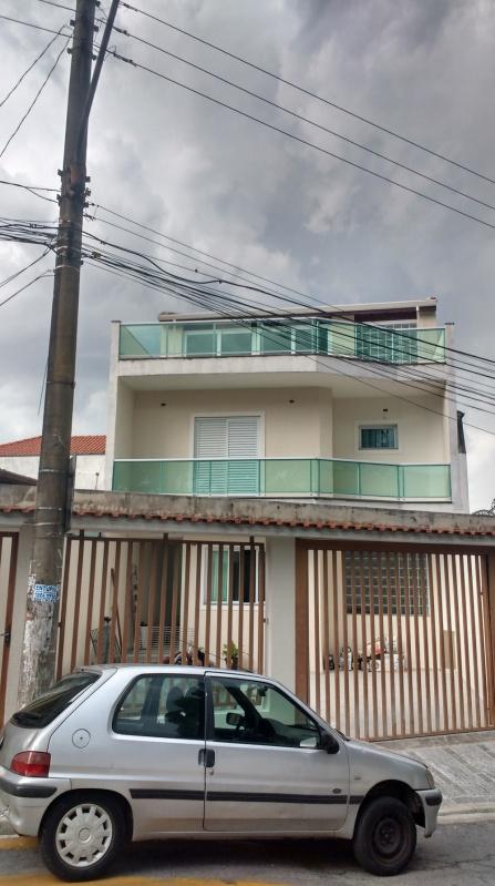 Orçamento de Guarda Corpo em Vidro Laminado São Caetano do Sul - Guarda Corpo para Sacada