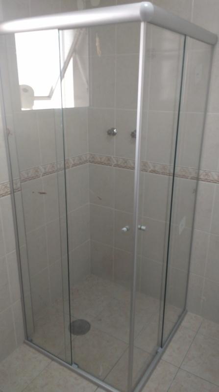 Quanto Custa Box de Vidro Curvo Santa Cecília - Box Vidro Temperado em Banheiro