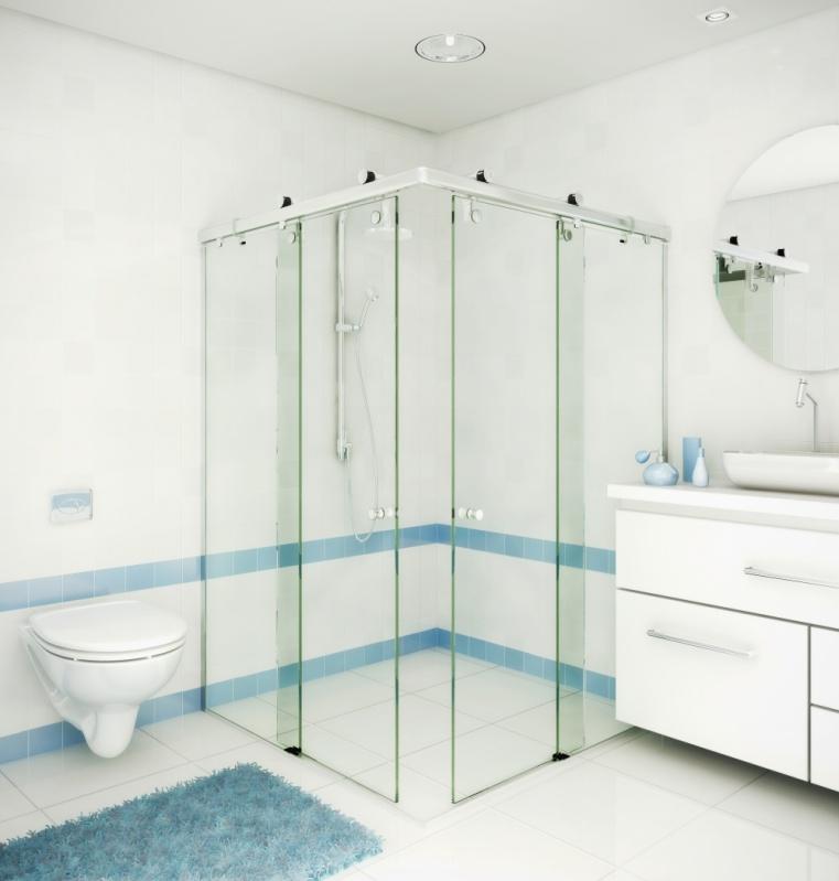 Quanto Custa Box de Vidro na República - Instalação de Box em Banheiro com Banheiras