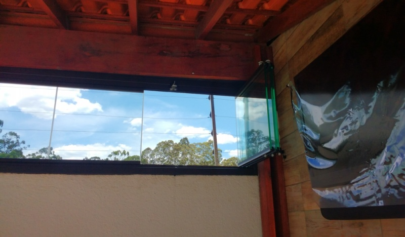 Quanto Custa Fechamento de Sacada Deslizante São Caetano do Sul - Fechamento de Varanda com Vidro Sob Medida