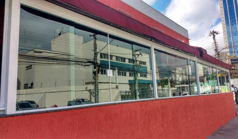 Quanto Custa Fechamento de Sacada em Vidro Temperado Bom Retiro - Fechamento de Varanda com Vidro Temperado