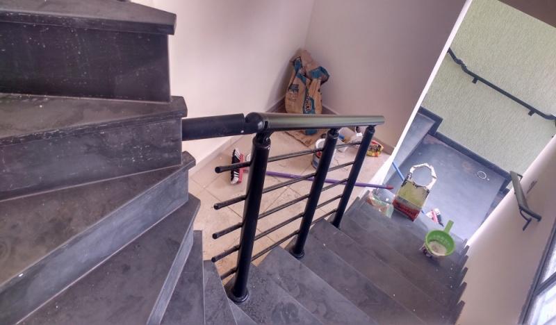 Quanto Custa Guarda Corpo de Vidro Para Escada ABC - Guarda Corpo para Escada Caracol