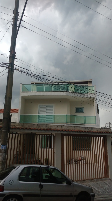 Quanto Custa Guarda Corpo em Vidro Laminado Vila Buarque - Guarda Corpo de Vidro para Construção Civil