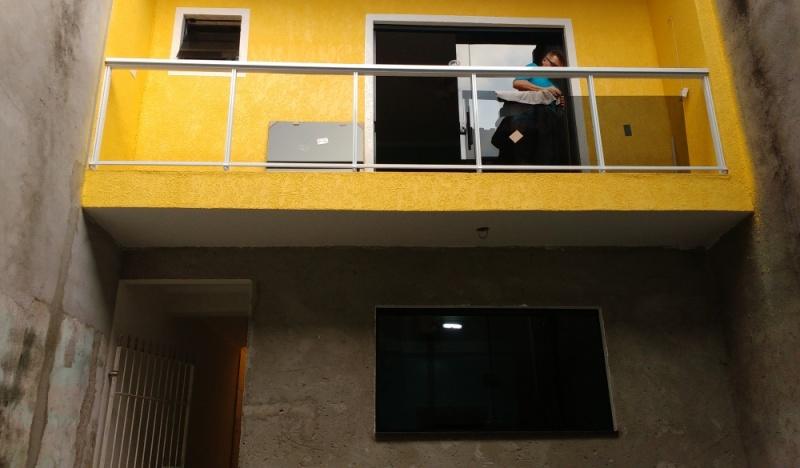 Quanto Custa Guarda Corpo Incolor Vargem Grande Paulista - Guarda Corpo de Vidro Embutido