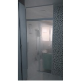 Box de banheiro vidro fumê preço Biritiba Mirim