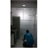 Box de vidro até o teto preço no Taboão da Serra