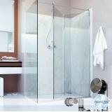 Box vidro temperado em banheiro