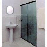 Box vidro temperado quanto custa em Santa Cecília