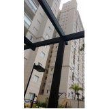 Cobertura vidro retrátil preço em Osasco
