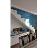 corrimão de escada preço Taboão da Serra