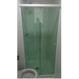 empresa de Box de banheiro vidro fumê Caierias