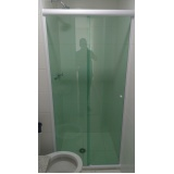 empresa de Box de banheiro vidro fumê Santa Efigênia