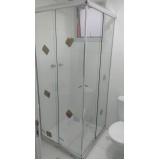 empresa de Box de vidro curvo Santa Efigênia
