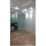 empresa de espelho para lojas Vila Buarque