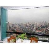 Envidraçamento de varanda menor preço Embu