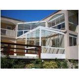 Envidraçamento de varanda preço acessível em Salesópolis