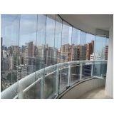 Envidraçamento de varanda valor em São Bernardo do Campo