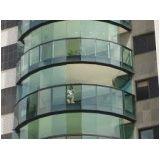 Envidraçar sacada com vidro temperado preço baixo na Vila Buarque