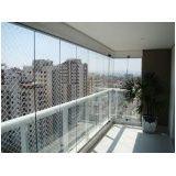 Envidraçar sacada de apartamento melhor preço em Caieiras