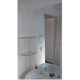 espelhos grandes para sala preço Biritiba Mirim