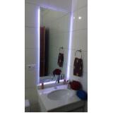 espelhos para quarto Salesópolis