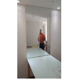 espelhos para salão de cabeleireiro Franco da Rocha