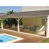 Fechamento da varanda com vidro em Higienópolis