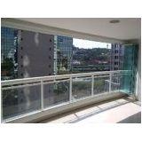 Fechamento da varanda com vidro preço acessível no Bom Retiro