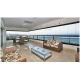 Fechamento da varanda com vidro valor acessível em Guararema