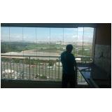 Fechamento de Sacadas com Vidro Retrátil no Arujá