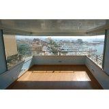 Fechamento vidro varanda Caierias