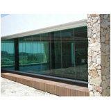 Fechamento vidro varanda quanto custa em Suzano